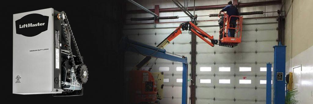 Commercial Garage Door Repair Clayton